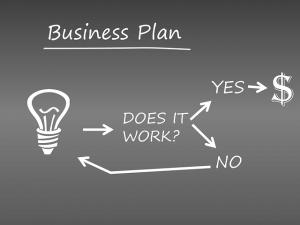 תוכנית לבניית העסק